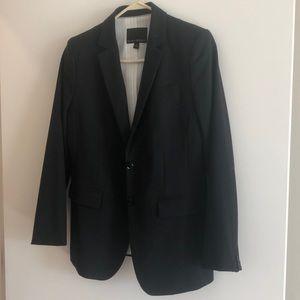 BANANA REPUBLIC lined blazer.